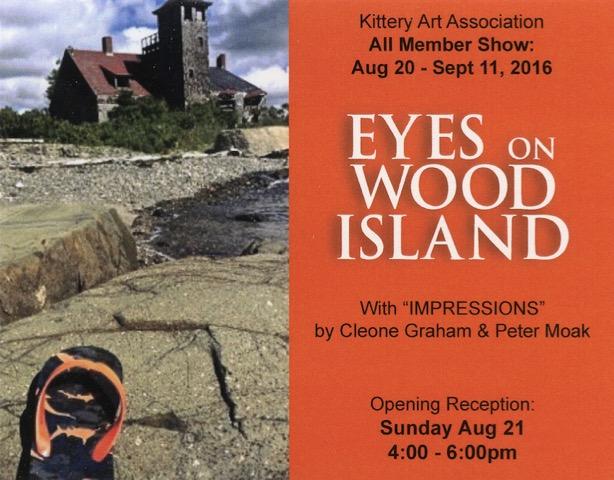 eyes on wood island